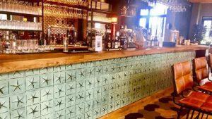 bar in restaurant pieterman volendam