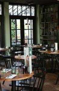 zitplaatsen restaurant porterhouse