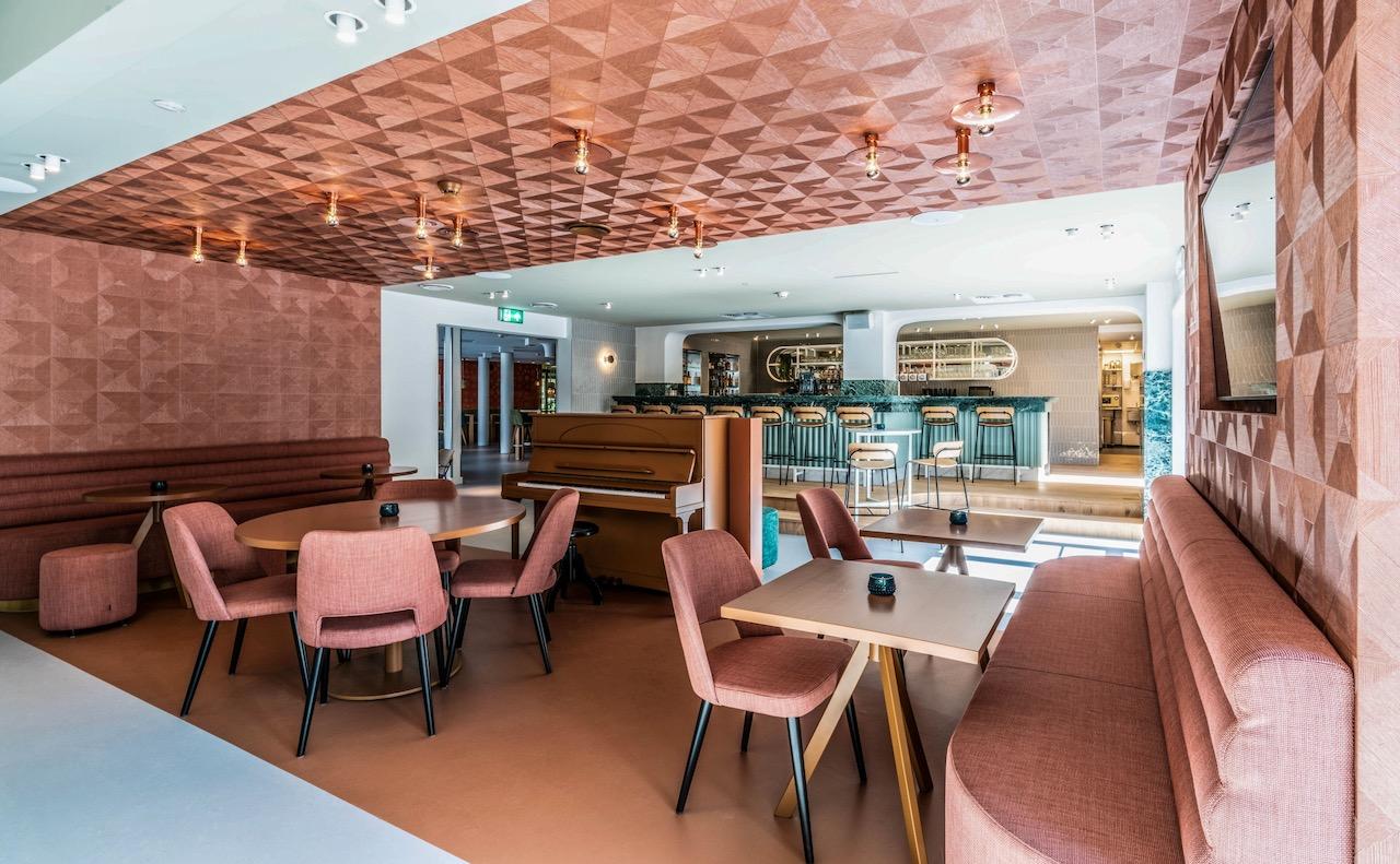 roze zithoek restaurant zandhoeve